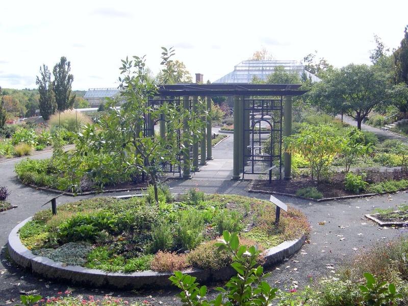 Tower Hill Botanical Garden Tolland Garden Paths